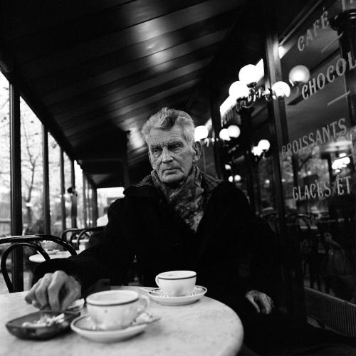 Je viens de loin, j'écris en français Samuel Beckett, Tuesday 10 December 7.30pm