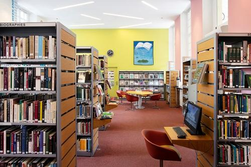 Reopening of the Multimedia Library