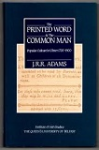The Printed Word and the Common Man