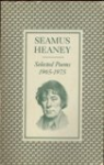 Selected Poems 1965-1975