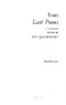 Yeats: Last Poems