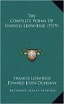 The Complete Poems of Francis Ledwidge