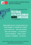 Festival du polar irlandais Noire Emeraude: Soirée d'ouverture