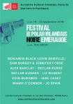 Festival du polar irlandais Noire Emeraude: Detectives and Criminals from Page to Screen