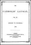 The Catholic Layman