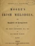 Moore's Irish Melodies with Symphonies and Accompaniments