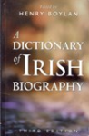 A Dictionary of Irish Biography