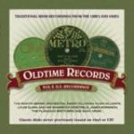 Oldtime Records Vol. 2 US Recordings