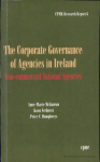 The Corporate Governance of Agencies in Ireland