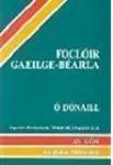 Focloir Gaeilge-Bearla