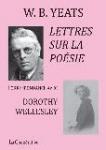 Lettres sur la poésie