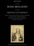 History of the Irish brigades in the service of France