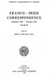 Franco-Irish Correspondence December 1688 - February 1692
