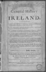 The General history of Ireland...