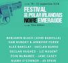 Irish crime-writing festival Noire Emeraude: Opening evening with Benjamin Black